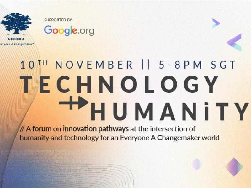 Tech + Humanity Forum