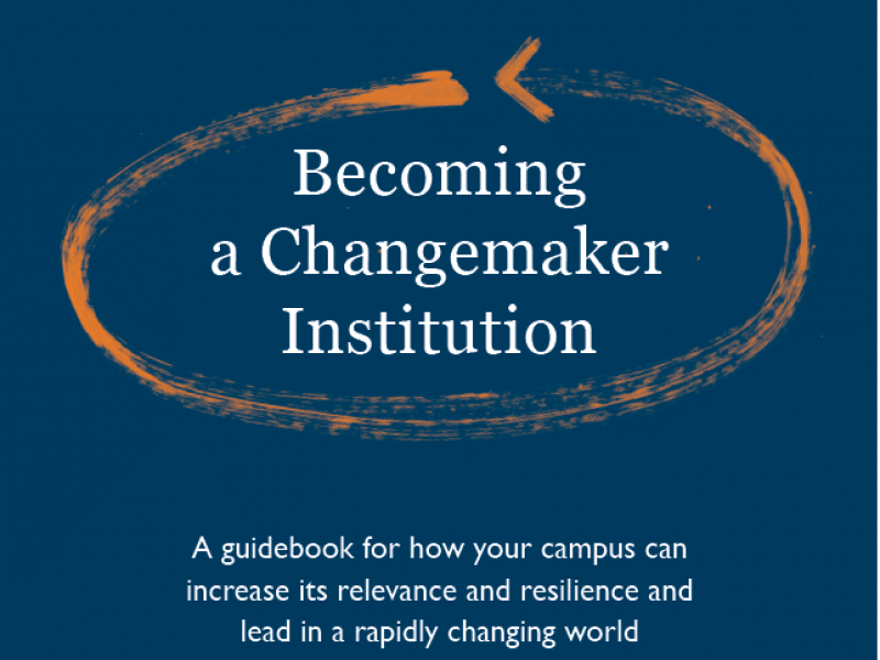 Becoming a Changemaker Institution