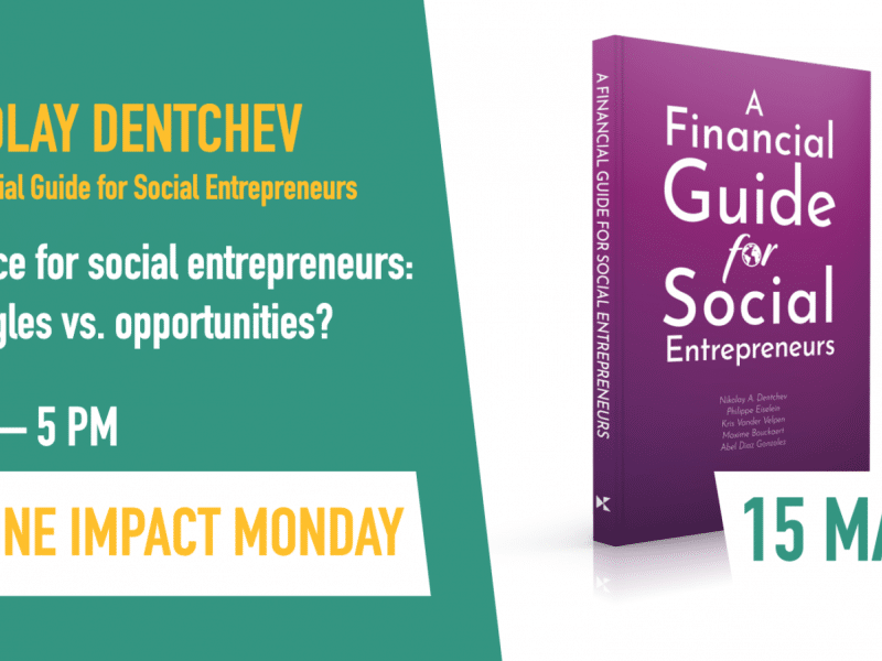 Funding for Social Entrepreneurs