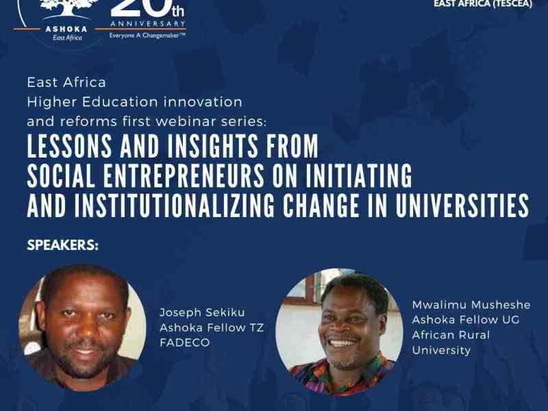 Transforming Employability For Social Change in East Africa