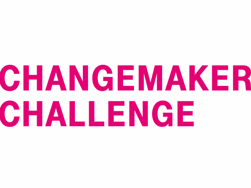 T-Mobile Changemaker Challenge call for applications. Enter by April 8th!