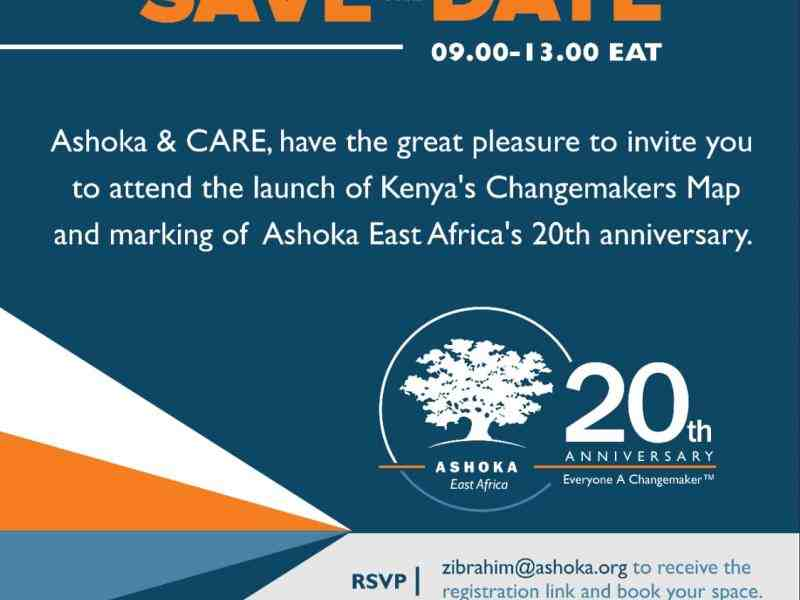 Changemaker Map Launch