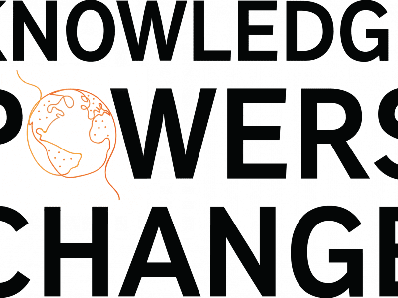 Knowledge Powers Change