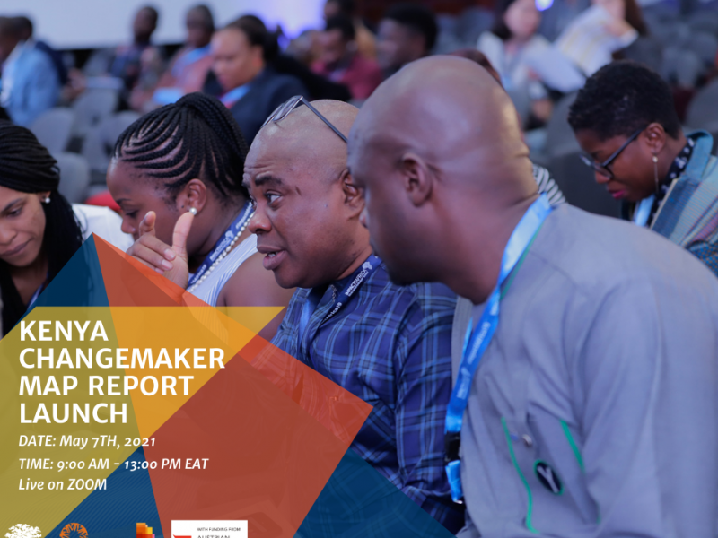Kenya Changemaker Report Launch