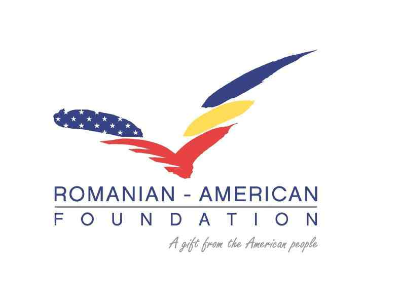 Logo for Romanian American Foundation