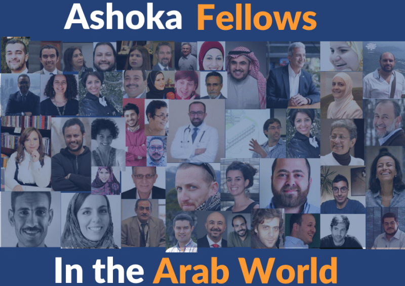 Arab World Ashoka Fellow