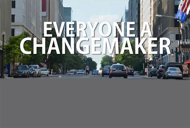 Everyone a Changemaker