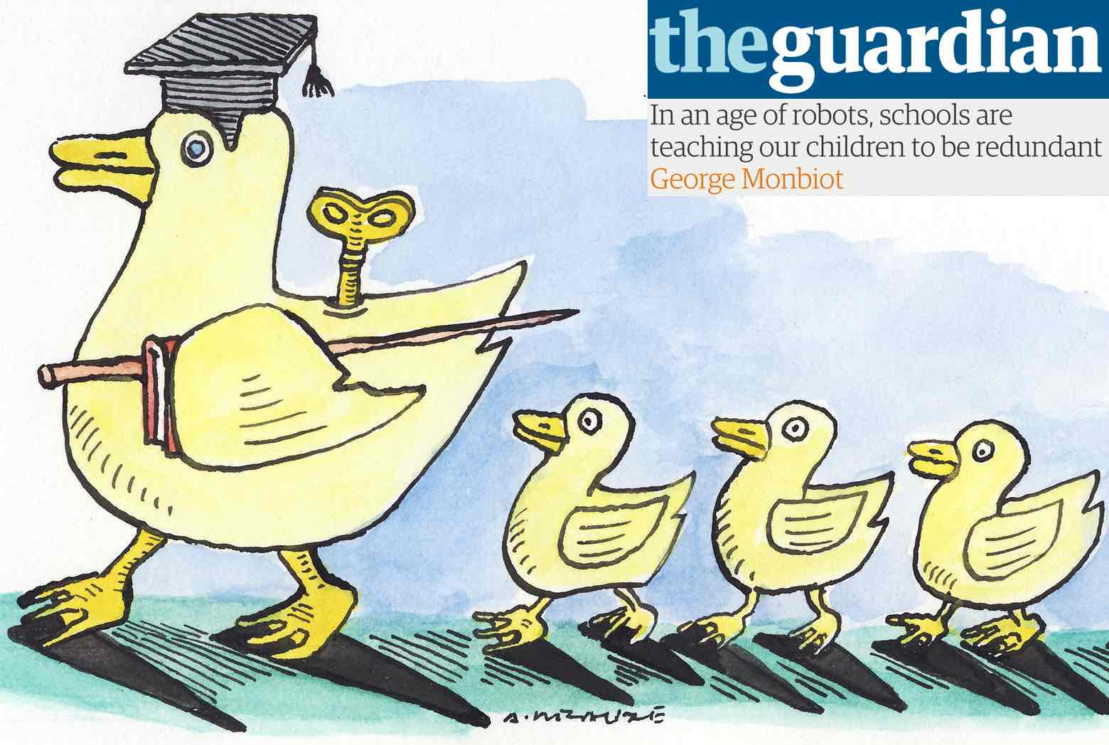 The Guardian - Changemaker Schools
