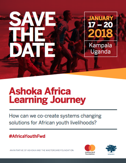 Learning Journey Save the Date 2018