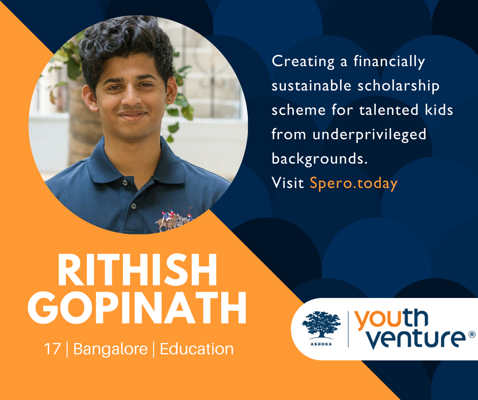 YV India Batch 8 - Rithish Gopinath