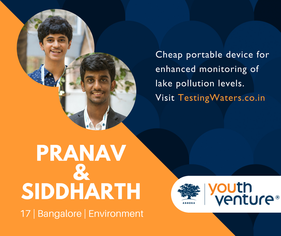YV India Batch 8 - Pranav Shikarpur & Siddharth Viswanath