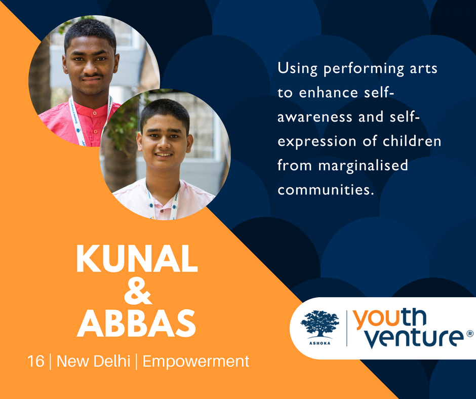 YV India Batch 8 - Kunal Kumar & Abbas Belagamkar