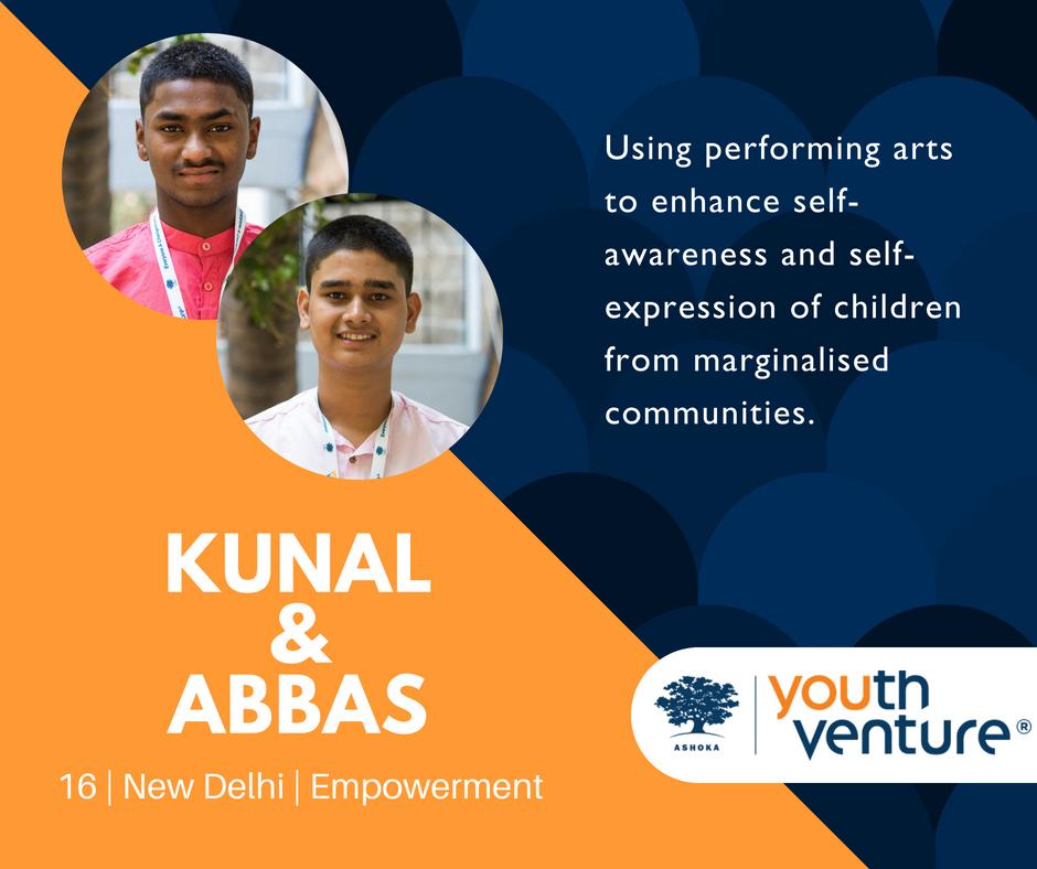 YV India Batch 8 - Kunal Kumar & Abbas Belagamkar