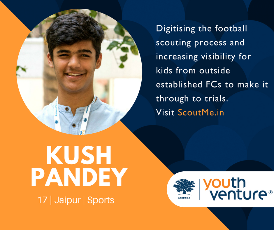 YV India Batch 8 - Kush Pandey