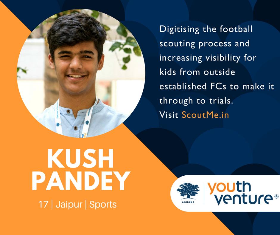YV India Batch 8 - Kush Pandey