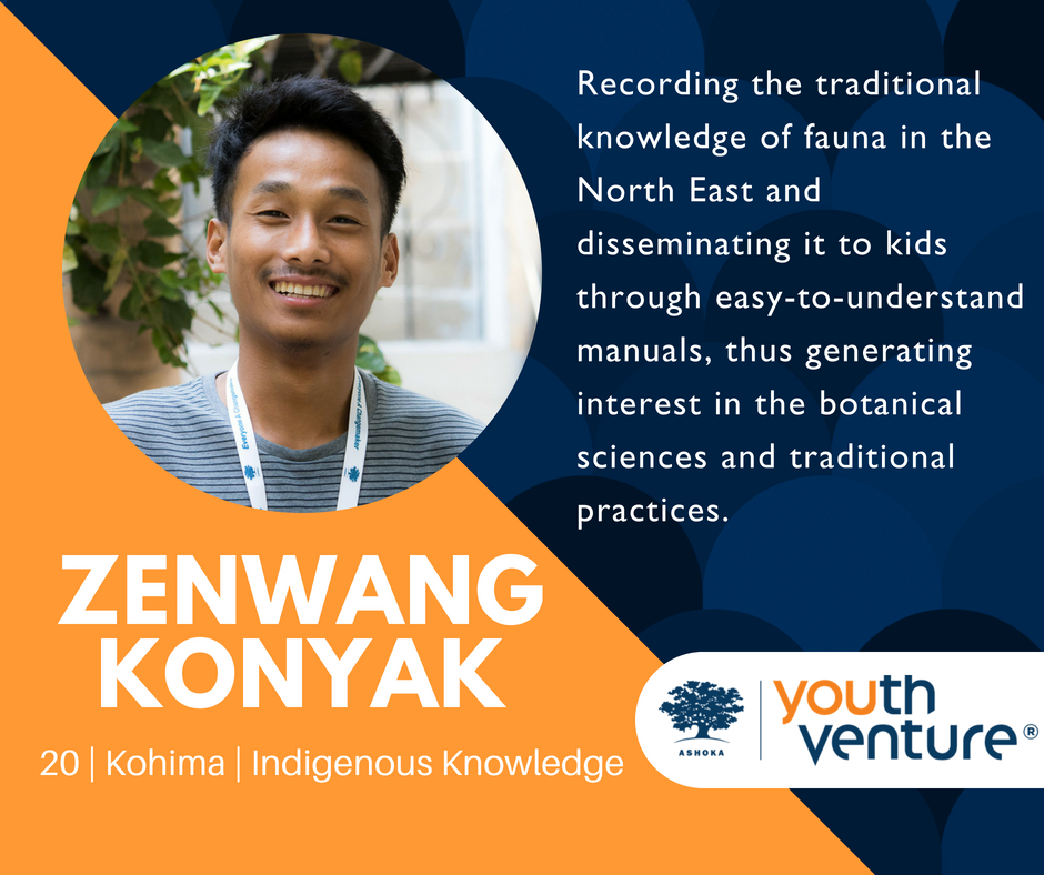 YV India Batch 8 - Zenwanf Konyak