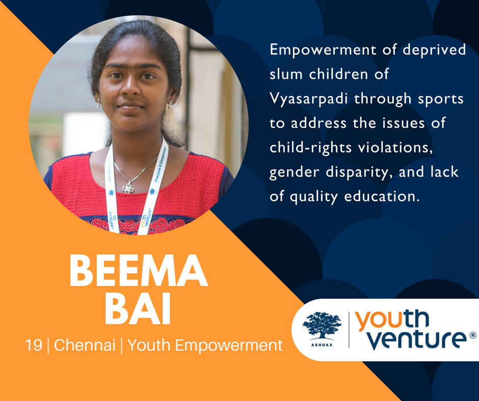 YV India Batch 8 - Beema Bai Ramadoss