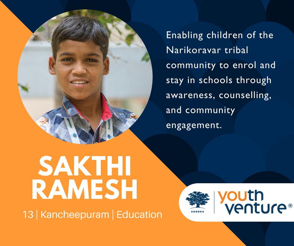 YV India Batch 8 - Sakthi Ramesh