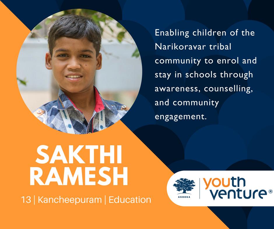 YV India Batch 8 - Sakthi Ramesh