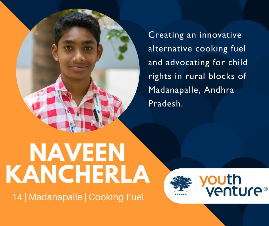 YV India Batch 8 - Naveen Kumar Kancherla