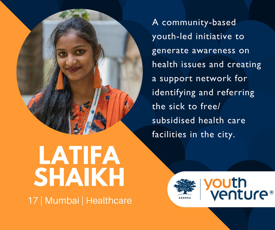 YV India Batch 8 - Lathifa Shaikh