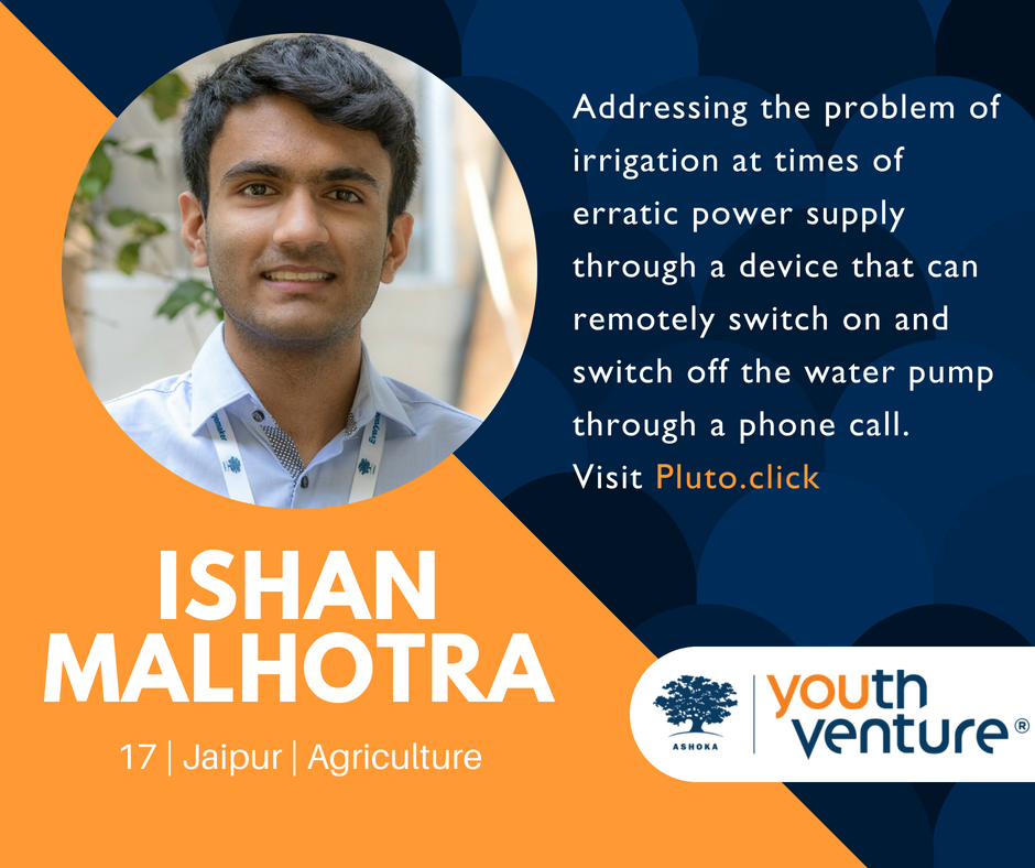 YV India Batch 8 - Ishan Malhotra