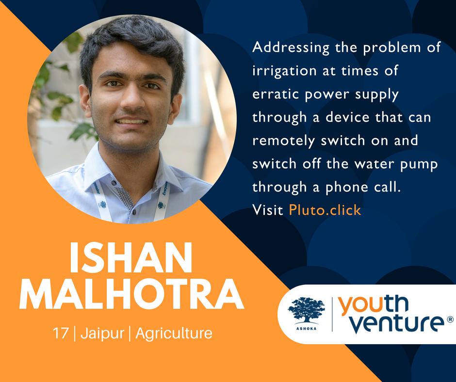 YV India Batch 8 - Ishan Malhotra