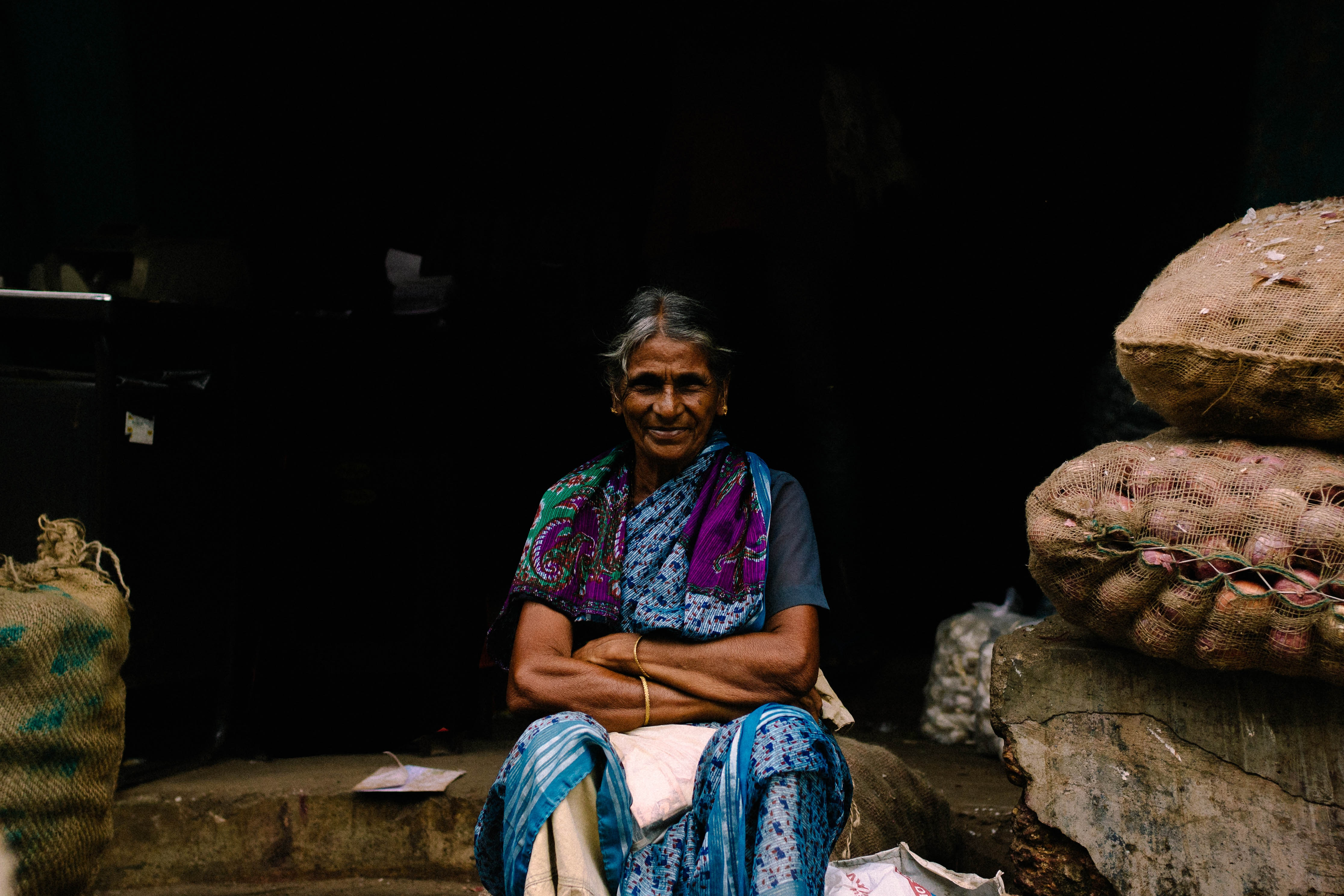 india - woman