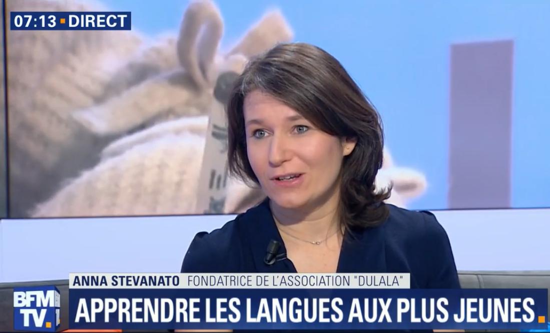 Anna Stevanato - BFMTV