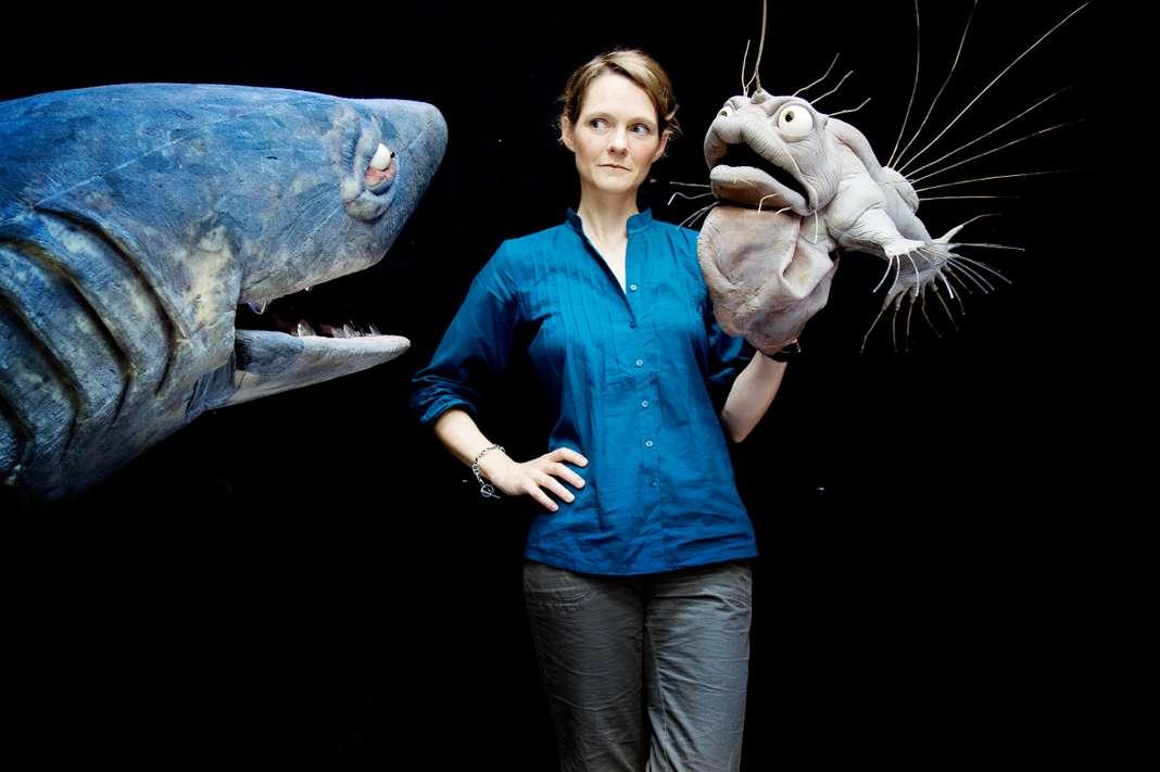 Claire Nouvian lauréate du Prix Goldman pour l'environnement