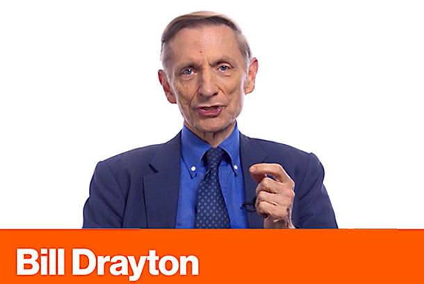 Bill Drayton - The Big Think