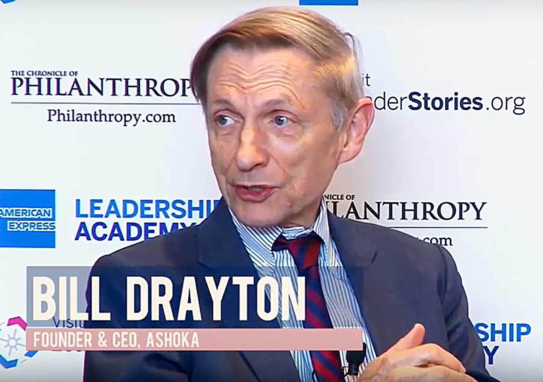 Bill Drayton Amex