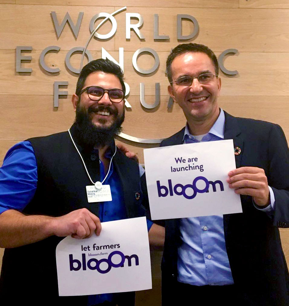 Bloom launch