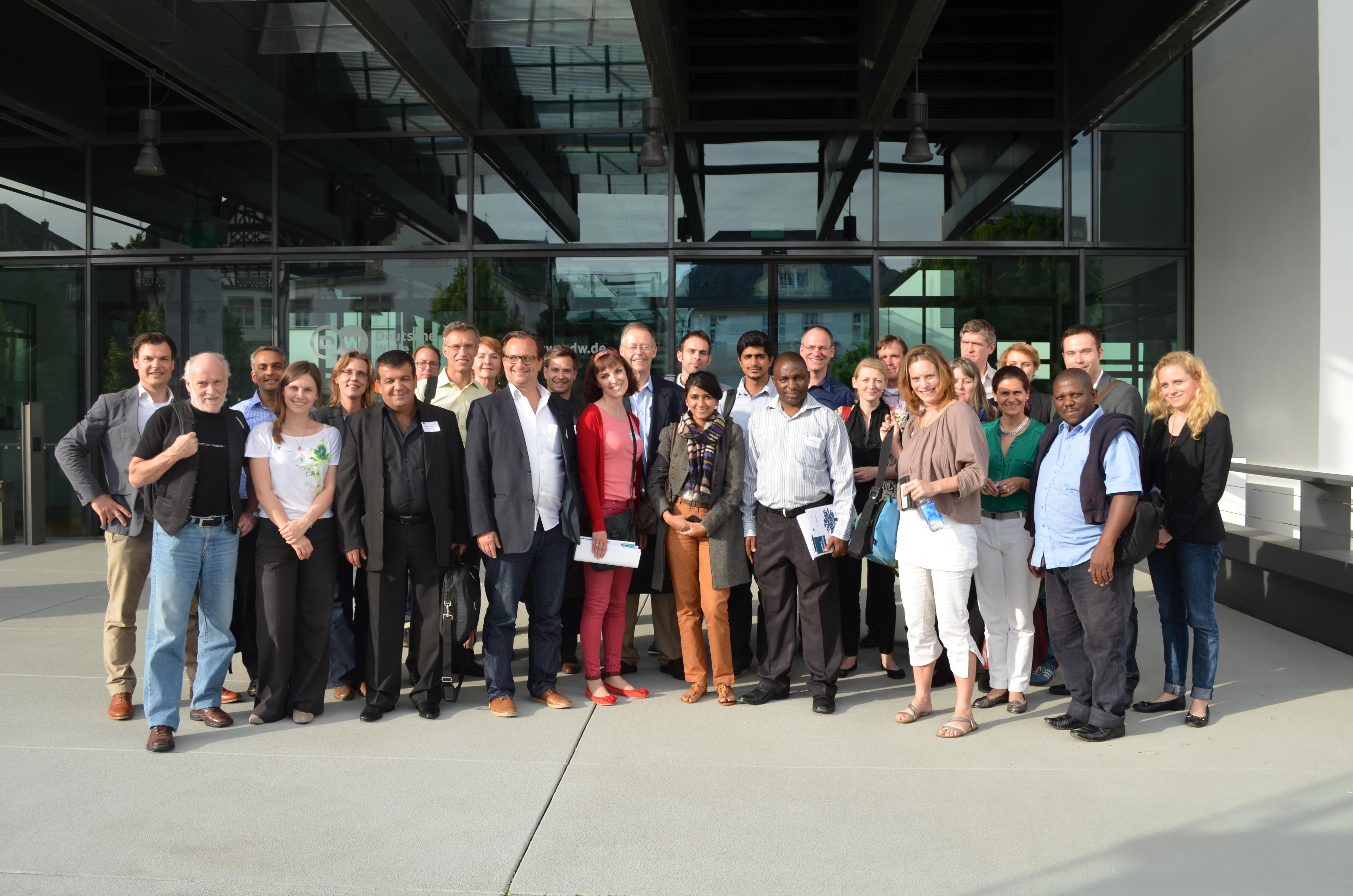 2013 Globalizer Bonn