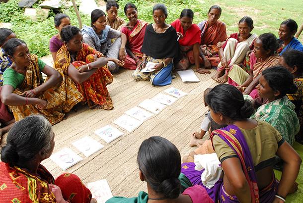 Ekjut Meeting - Maternal Health