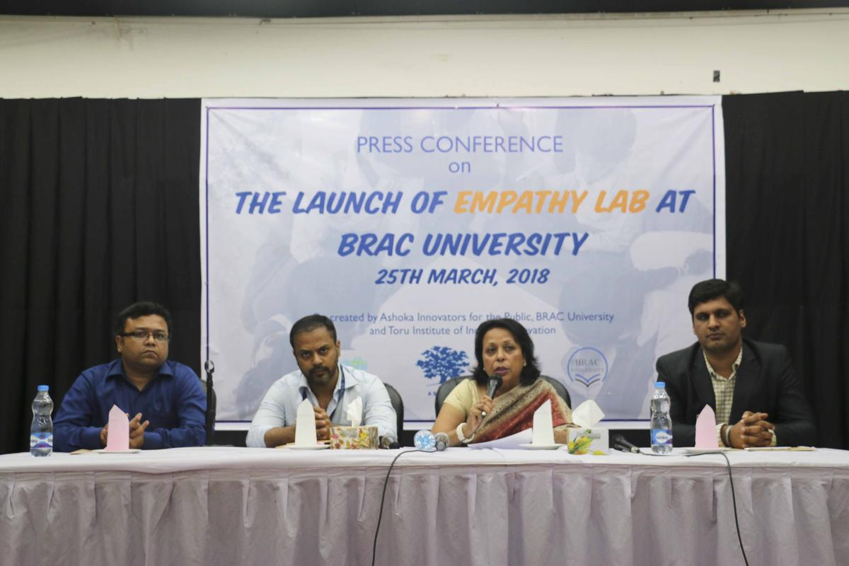 BRAC University Empathy Lab