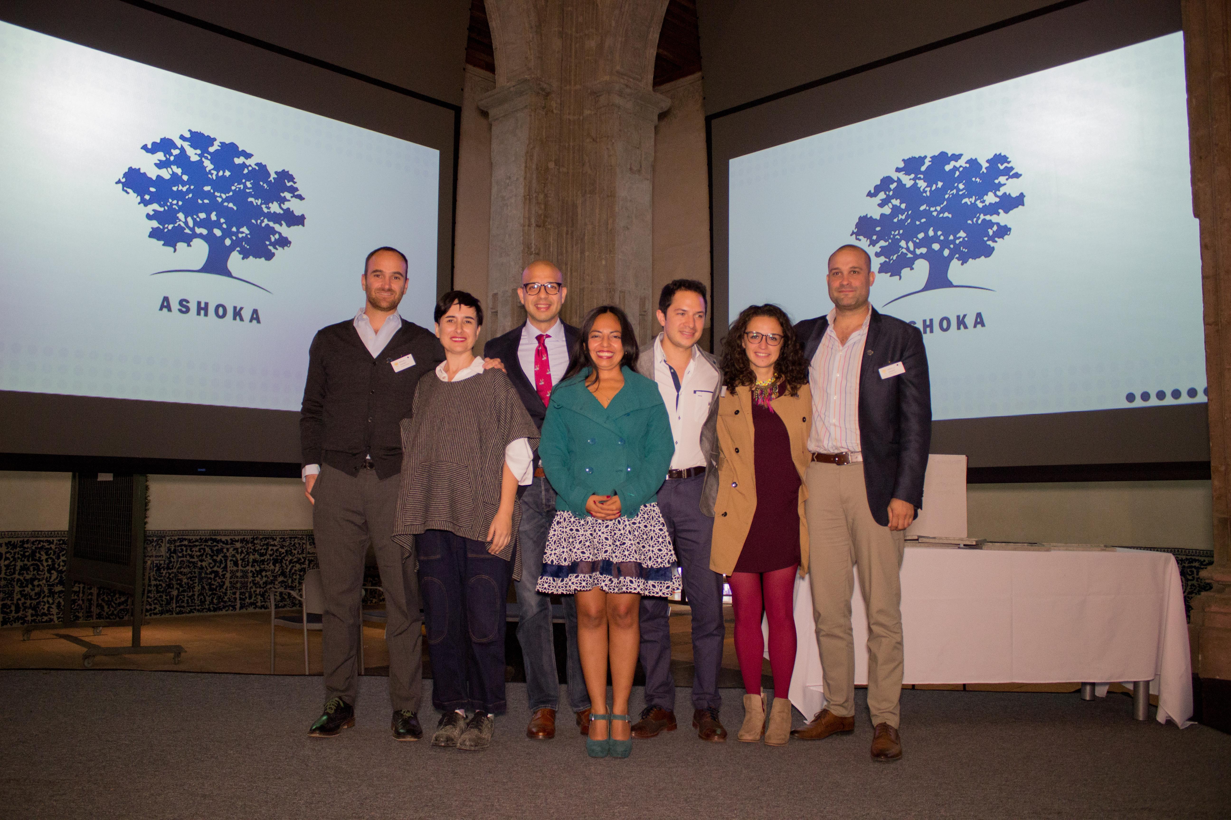 Ashoka Fellows Mexico 2018