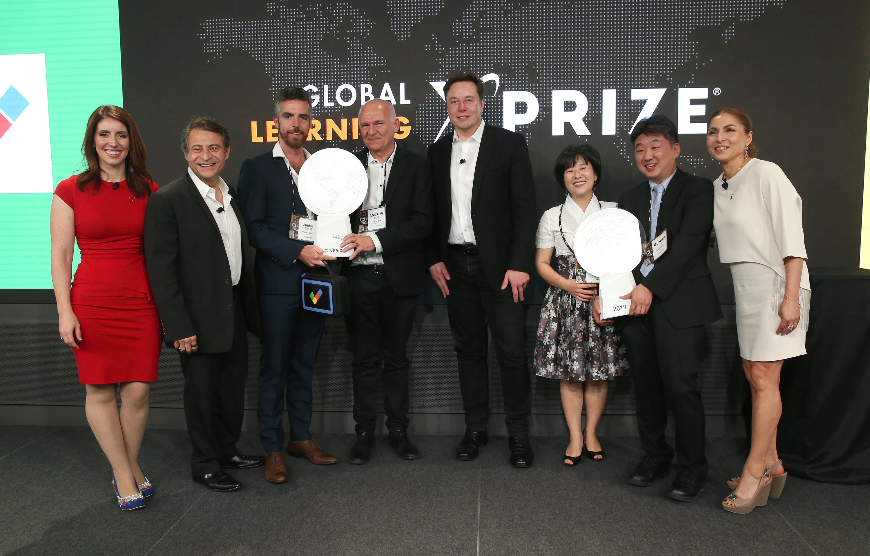 Global Learning XPrize