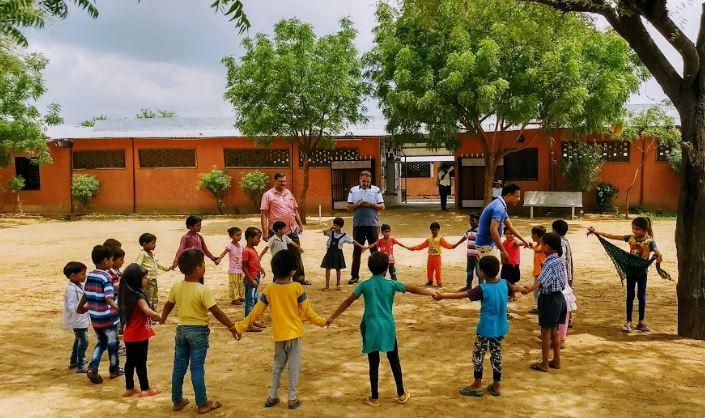 Mentor Teachers at Digantar Vidyalaya, Jaipur