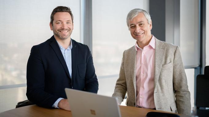 Partenariat Microsoft