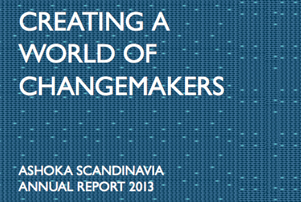 Ashoka Scandianvia Annual Report - 2013