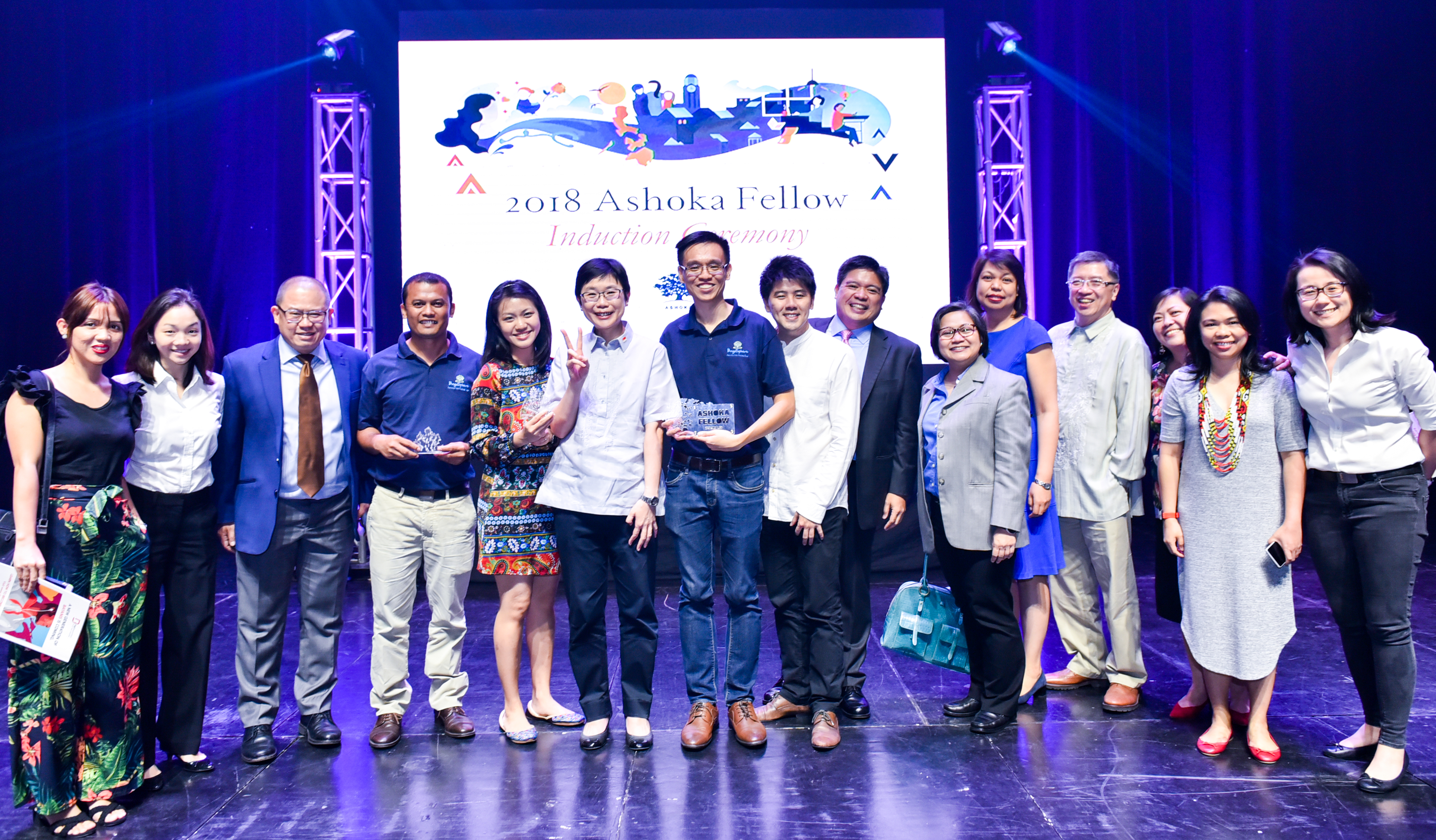 Ashoka PH Fellow Induction Ceremony