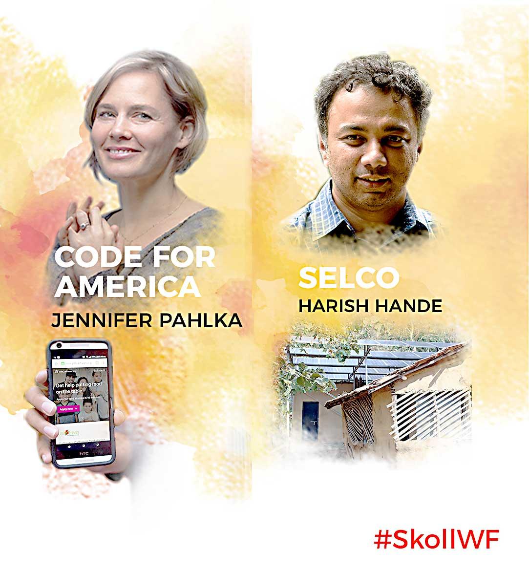Skoll Awardees 2018