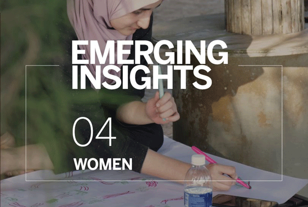 Women - Emerging Insights